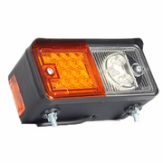 LED multifunctionele voorlamp  (Links)