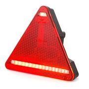 LED achterlicht driehoek (Links)
