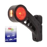 LED Breedtelamp + reflector (Links) - Blister