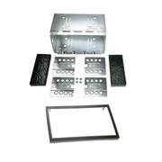 Universele kit voor het installeren van autoradio dubbel ISO voor radio frame dubbel ISO