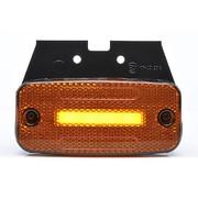 LED zijmarkeringslamp NEON + steun