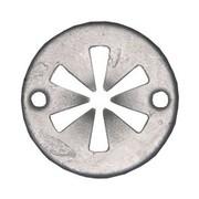 Borgklem metaal Volkswagen/Ford (25 stuks)