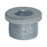 CARTERPLUG M22 X 1,5 X 14 ZINC PLATED ( Per stuk )