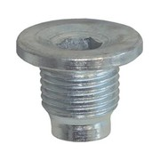CARTERPLUG M16 X 1,5 X 17 ZINC PLATED ( Per stuk )