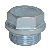 CARTERPLUG M22 X 1,5 X 9 ZINC PLATED ( Per stuk )