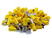 Kabelverbinders geel