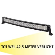 LED LICHTBALK 90CM CURVED