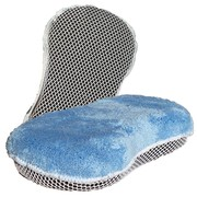 Microvezelspons blauw