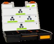 Assortiment Automat bevestiging (4 soorten)