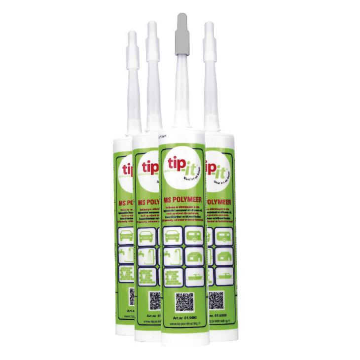 Tip-It MS-Polymeer Grijs