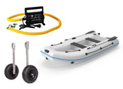 Rubberboot accessoires