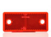 Reflectoren rood