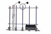 EXTRA KLEMBALK VOOR GLASDRAGERS L2 / L3 / L4 H2