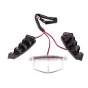 Verlichting Grill LED Wit | Piaggio Zip SP