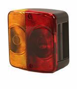 GLAS ACHTERLICHT RADEX 3003