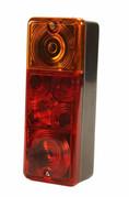 GLAS ACHTERLICHT RADEX 8100/S