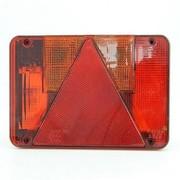 GLAS ACHTERLICHT (R) RADEX 5800/11/S