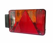 GLAS ACHTERLICHT (R) RADEX 5901/13/S