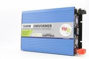 OMVORMER 1500W - 12V DC NAAR 230V AC POWER