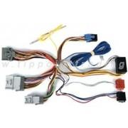 Parrot kabel - Cadillac / Saab / Chevrolet / General motors met apparte versterker
