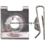 Speednut 4,2 mm verzinkt bmw merc volvo (50 stuks)