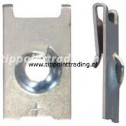 Speednut 4,8 mm verzinkt mat bmw (50 stuks)