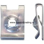 Speednut 4,8 mm verzinkt mat au bmw (50 stuks)