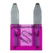 Mini steekzekeringen 10 mm 3 A (25 stuks)