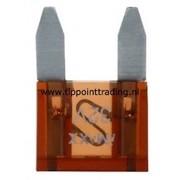 Mini steekzekeringen 10 mm 7,5 A (25 stuks)