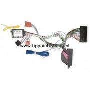 Parrot kabel - Audi MMI & MMI basic plus dsp systeem met versterker (11 luidsprekers)