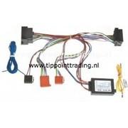 Parrot kabel - Audi voor MMI navigatie met geluidssysteem (10 luidsprekers)