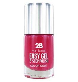 2B Cosmetics Easy gel 2 step polish - La vie en rose