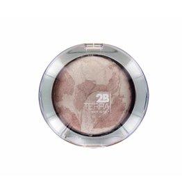 2B Cosmetics Poudre Enlumineur Minérale - 01 Enlumineur Rose