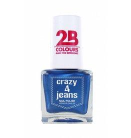 2B Cosmetics Nagellak 720 Crazy 4 Jeans
