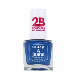 2B Cosmetics Nail Polish 720 Crazy 4 Jeans