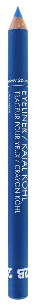 2B Cosmetics Eyeliner / Kajal Oogpotlood - 33 aqua ocean blue