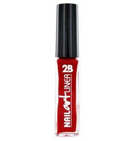 2B Cosmetics Nail Art Liner 10 Rood