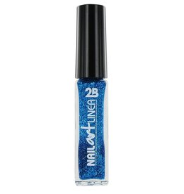2B Cosmetics Traceur Pour Ongles 06 Azure Blue