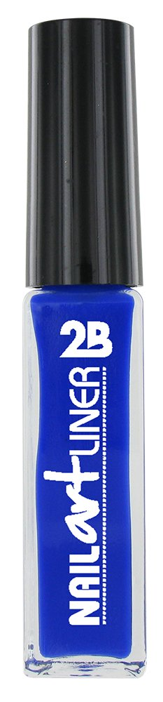 2B Cosmetics Traceur Pour Ongles 16 Royal Blue