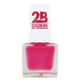 2B Cosmetics NAGELLAK MEGA COLOURS MINI - 104 Strawberry Fields