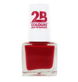 2B Cosmetics NAIL POLISH MEGA COLOURS MINI - 105 Forever Salsa