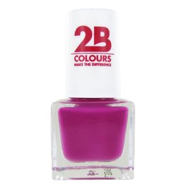 2B Cosmetics NAGELLAK MEGA COLOURS MINI - 97 Pink Symphony