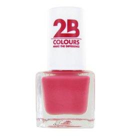 2B Cosmetics VERNIS à ONGLES MEGA COLOURS MINI - 96 Blossom Secret