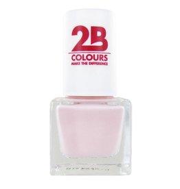 2B Cosmetics NAGELLAK MEGA COLOURS MINI - 94 Silk Vanilla