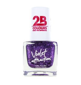 2B Cosmetics Nagellak 731 Violet Attraction