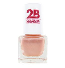 2B Cosmetics VERNIS à ONGLES MEGA COLOURS MINI - 82 Sweet Pearls