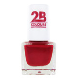 2B Cosmetics NAGELLAK MEGA COLOURS MINI - 85 Don't Let Go
