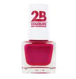 2B Cosmetics VERNIS à ONGLES MEGA COLOURS MINI - 86 You're So Sweet