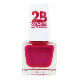 2B Cosmetics NAIL POLISH MEGA COLOURS MINI - 86 You're So Sweet