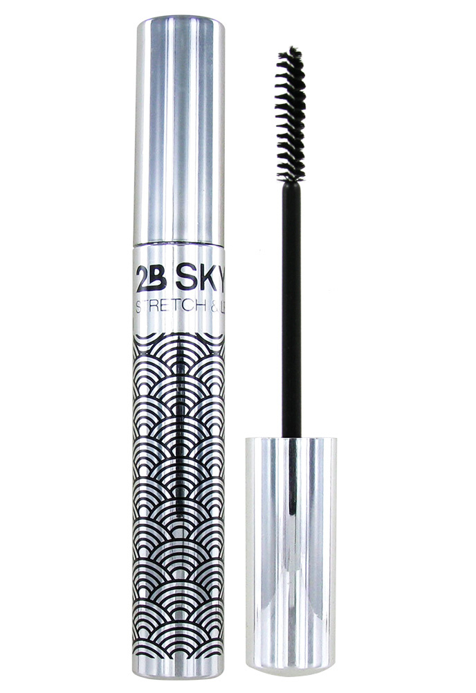 2B Cosmetics Mascara Black - Sky is the Limit - new generation